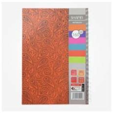 دفتر 160 برگ شفیعی طرح سنتی کد 31 Shafiei Notebook