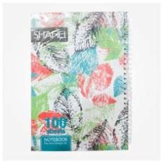 دفتر مشق شفیعی 100 برگ کد Shafiei Notebook 47
