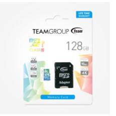 قیمت کارت حافظه تیم گروپ 128 گیگا بایت TEAMGROUP microSDXC