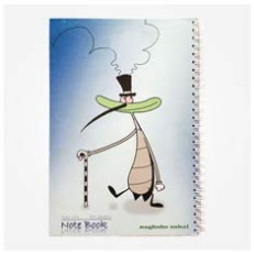دفتر مشق 80 برگ کد Notebook 80 Sheets Z58