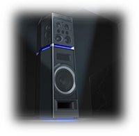 طراحی سیستم صوتی پاناسونیک SC-UA90